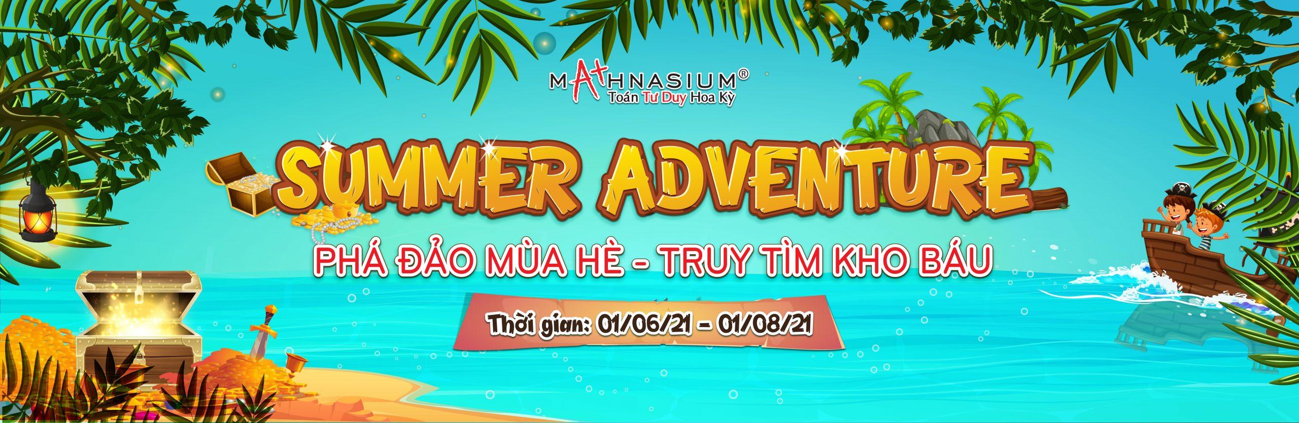 Toan tu duy Hoa Ky Mathnasium Summer Adventure
