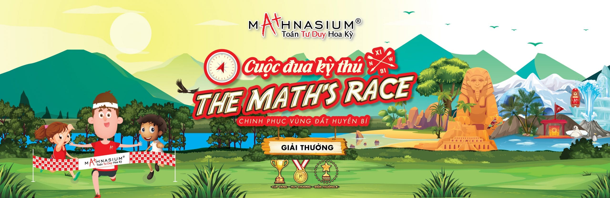 Math's Race